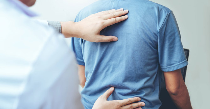 """Why Back Pain Isn't """"NORMAL"""" Even if You're Getting Older image"""